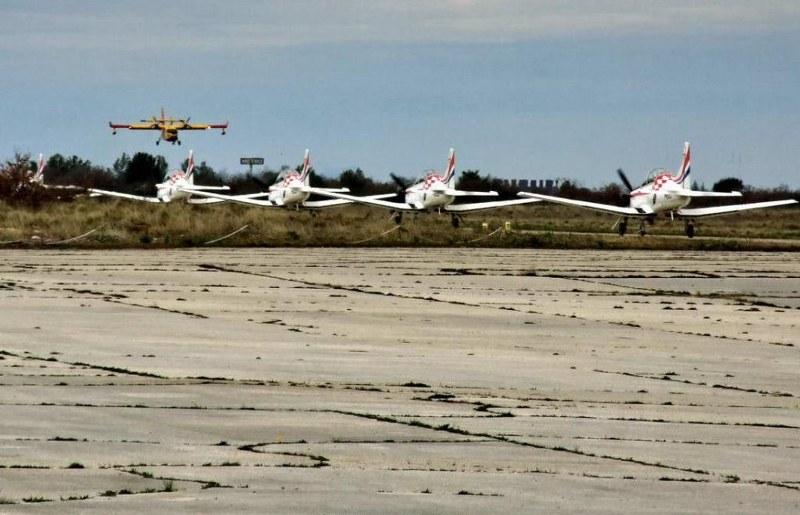 Aerodrom Zemunik Zadar 2psndeb