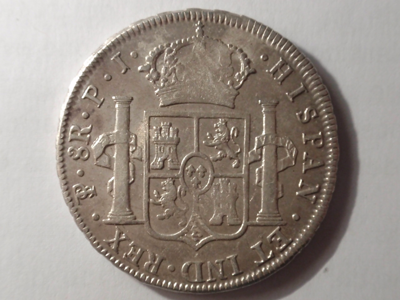 1815 PTS 8 reales (Pro Cancerbero)  2q3tdtx