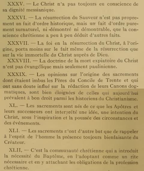 Décret «Lamentabili sane exitu» de Saint Pie X, du  3 juillet 1907 2qbc83n