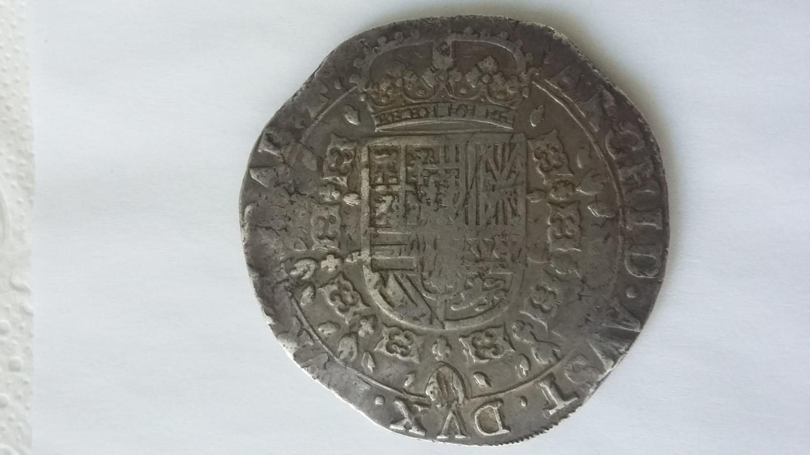 1 patagón 1622. Felipe IV. Amberes 2ql4fid