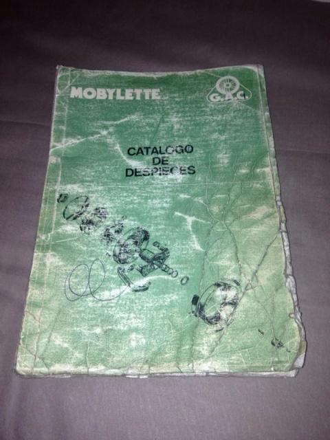 CATÁLOGOS ORIGINALES G.A.C Mobylette 2qnw3lx