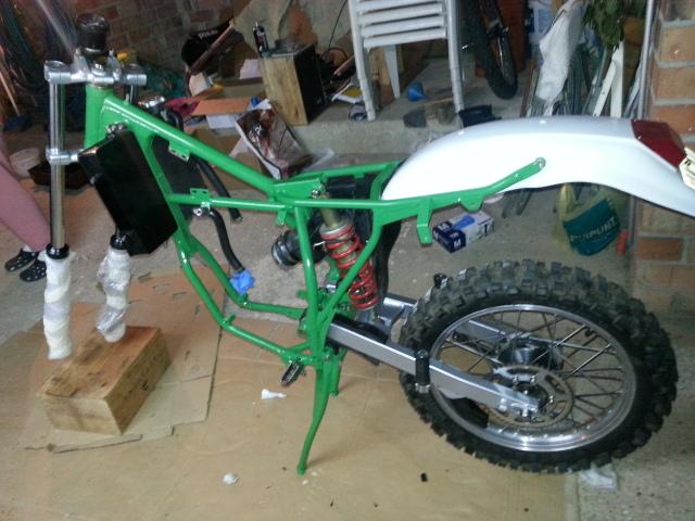 Mi nueva adquisición Rieju MR80 Verde 2qtd0gj