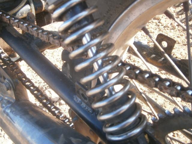 Intento de reparación amortiguadores Cobra MC 2rf8pyg