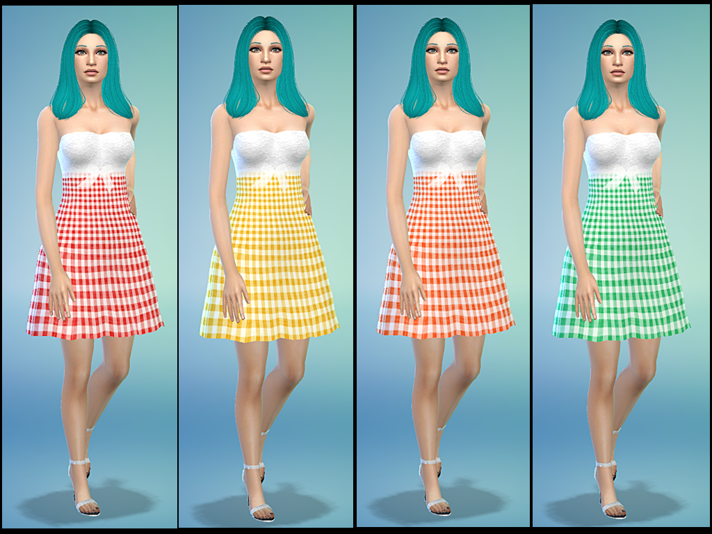 Gingham Dresses 2rojlh3