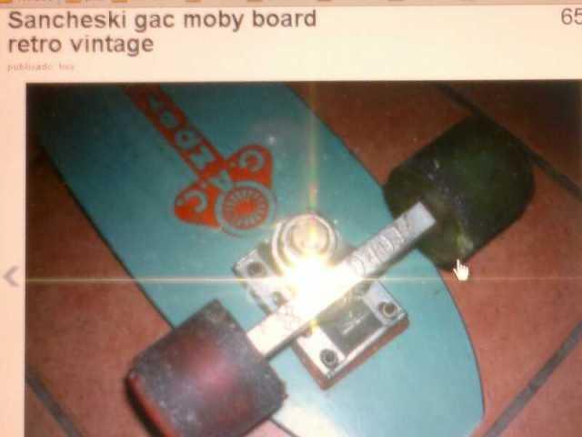 Sancheski G.A.C. Moby board 2ufwzs0
