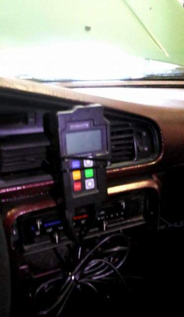 Mazda 626GT Turbo - 29/5 bytte intercooler 2utj5uv