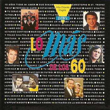 Lo Mas Oido de los 60s y 70s (cd I y II)  (NUEVO) 2vv02sy