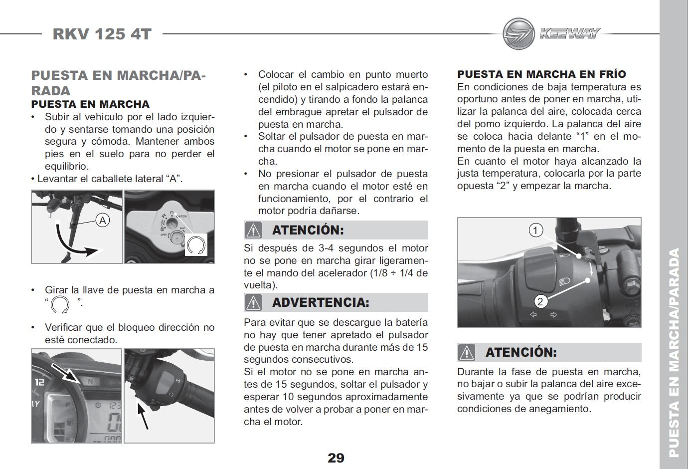Posición del starter/ahogador: error en el manual de usuario. 2wck2ud