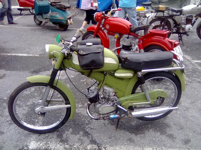 Derbi Antorcha del 66 con motor Paleta 2wlrh5i