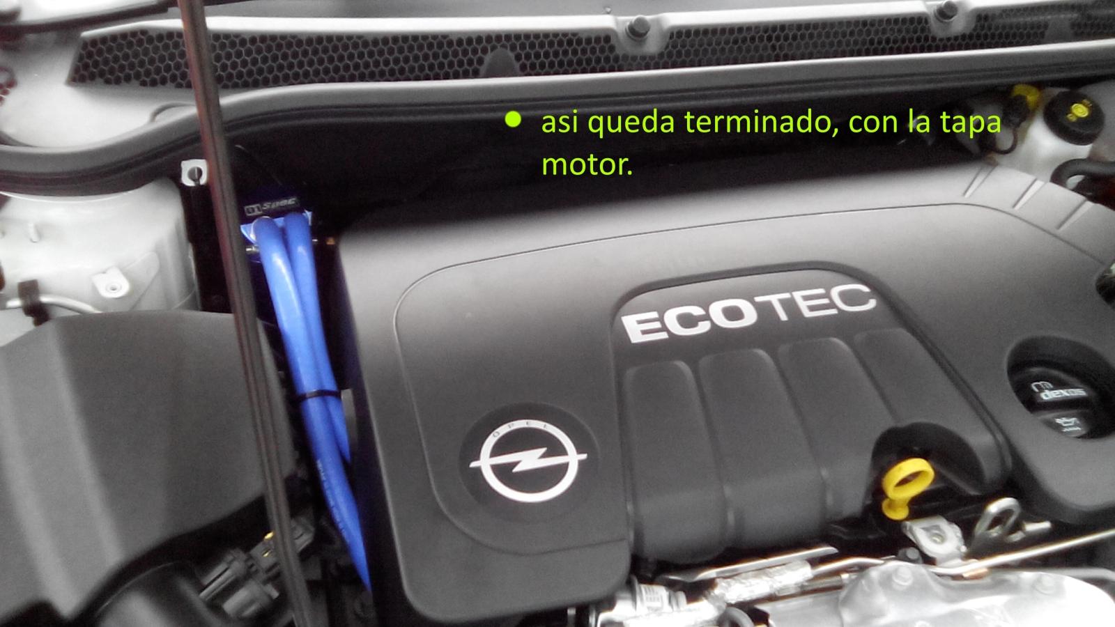 [BRICO J] Instalar decantador de aceite al motor 1.6 CDTI 2ymskyp
