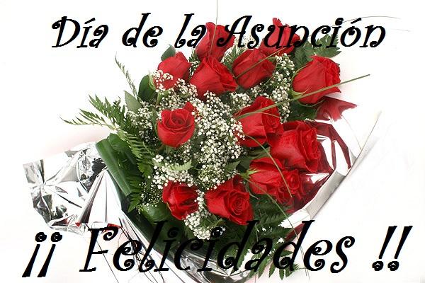 Felicidades a todas las Asunciones 2yno67m
