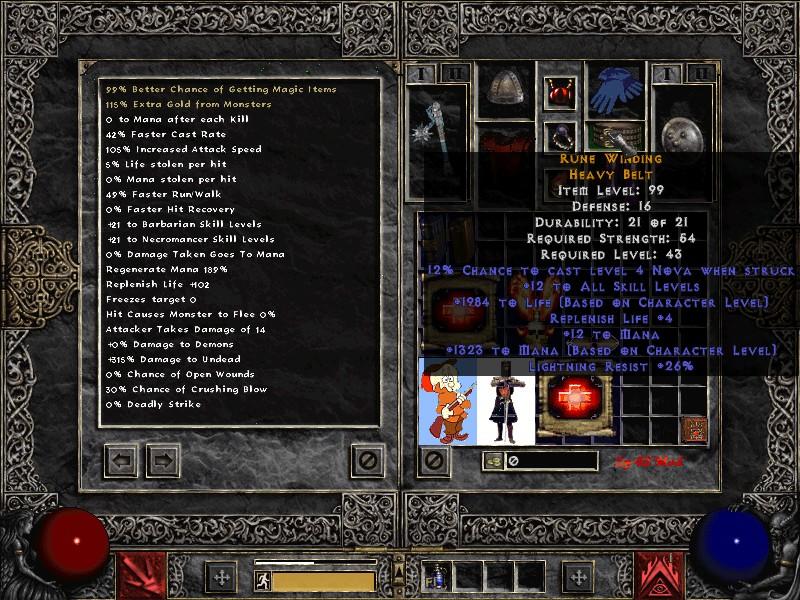 Diablo 2 Zy-El: 2 раунд - Страница 2 2yod6qa