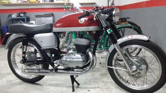De vuelta a la carretera: Bultaco Tralla 102 2yy6x3s