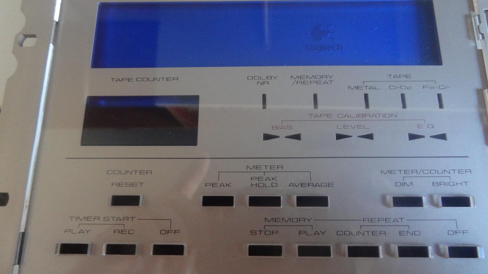 Pioneer CT-F1250 30bz9sm
