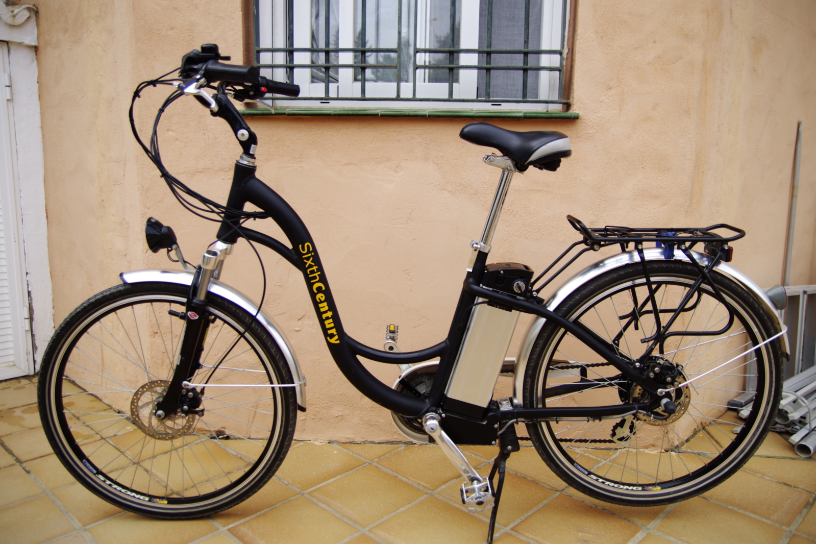 Vendida bicicleta Sixth Century 30k59nm