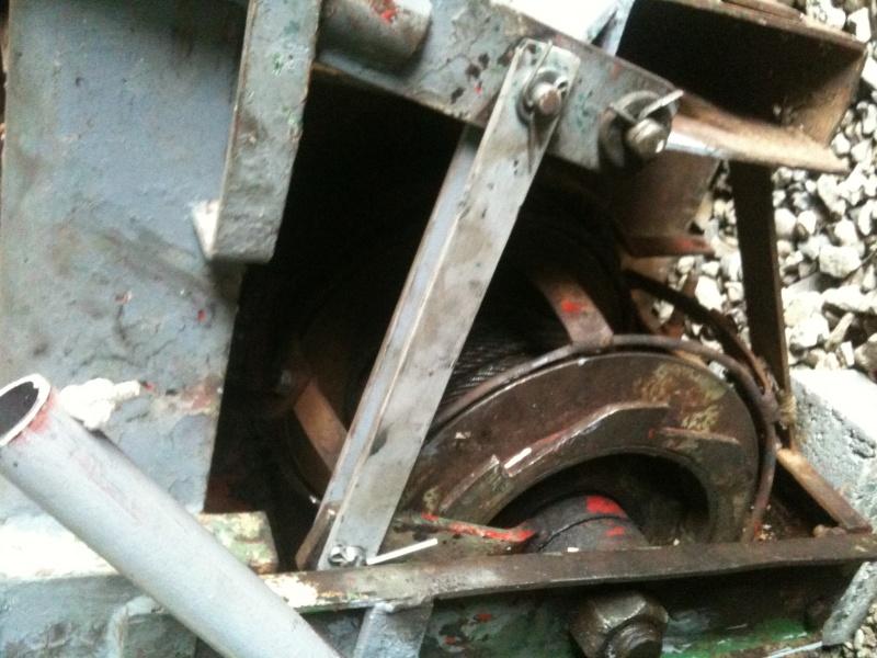 Traktorsko vitlo Kežman 316l0ko