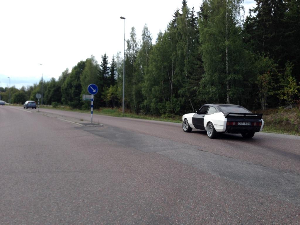 Håcke - Ford Capri Turbo Bromsad 502,2whp 669,9wnm 33pd0kw
