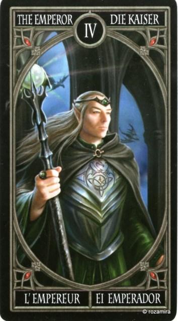 Готическое Таро Анны Стокс /Anne Stokes Gothic Tarot   (скан карт) 33wwghs