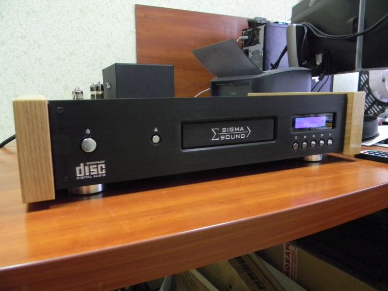 DIY CD Transport  33xg3cw