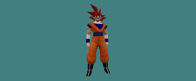 [Model] Goku SSJ Dios (rojo) by Matias_Esf - Página 2 3469u9h
