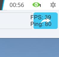 FPS (frames por segundo) 35co0h4
