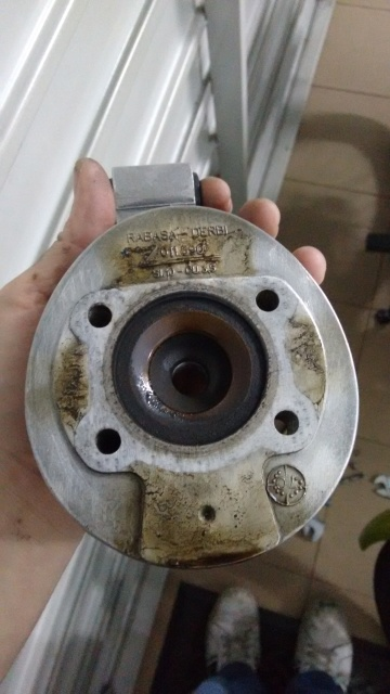 Problema motor Derbi Antorcha 4j85jp