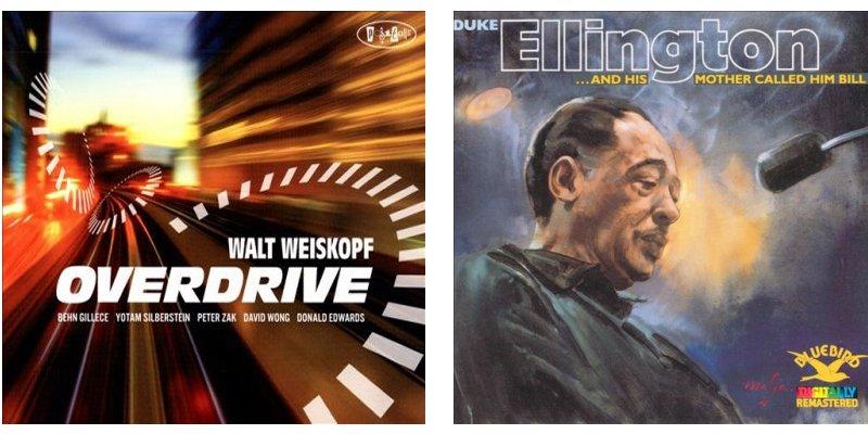 Doble Sesión: Walt Weiskopf ( Overdrive) & Duke Ellington  ( ... And his mother called him Bill ) 4smf0x