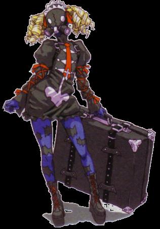 Persona New Arcana 52o1z4