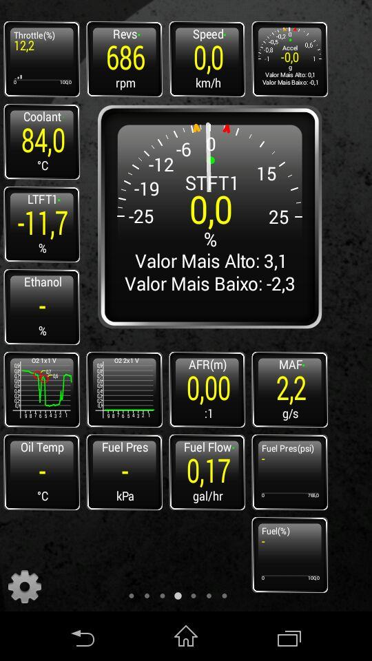 Como reconhecer o tipo de combustível com o scanner OBD2 5nnii1