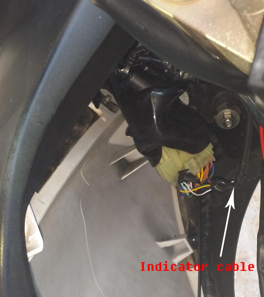 Gear Indicator - Ηλεκτρονικός δείκτης ταχυτήτων (ΚΙΝΕΖΙΚΟΣ) 5xvp1z