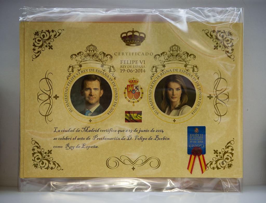 Proclamacion rey Felipe VI 66dh20