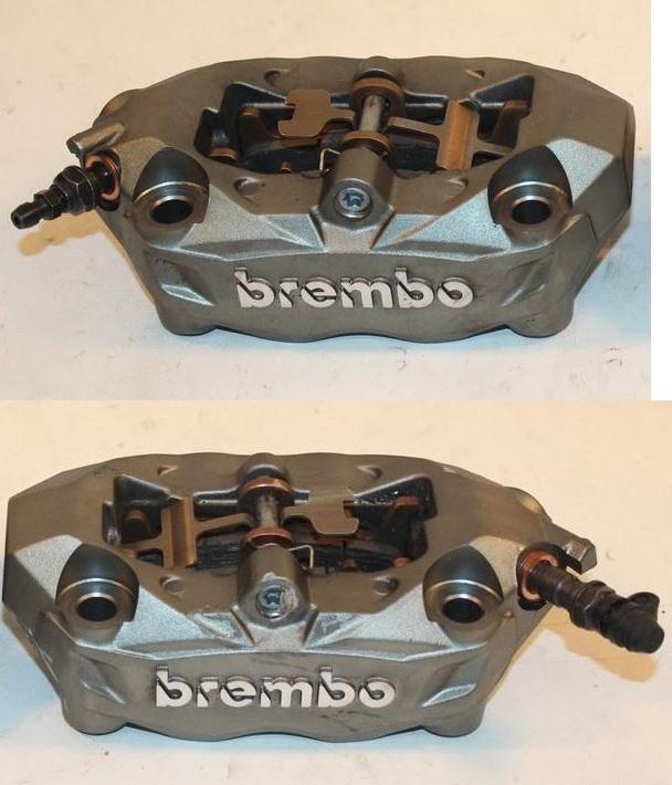 Πώς & πού βρίσκω τις τετραπίστoνες BREMBO 6ia4ux