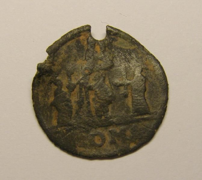 Medalla de Sta. Mª la Mayor, Stos. Juan B., Pedro y Pablo / cuatro Puertas Santas -s. XVII-1650 6px4lz
