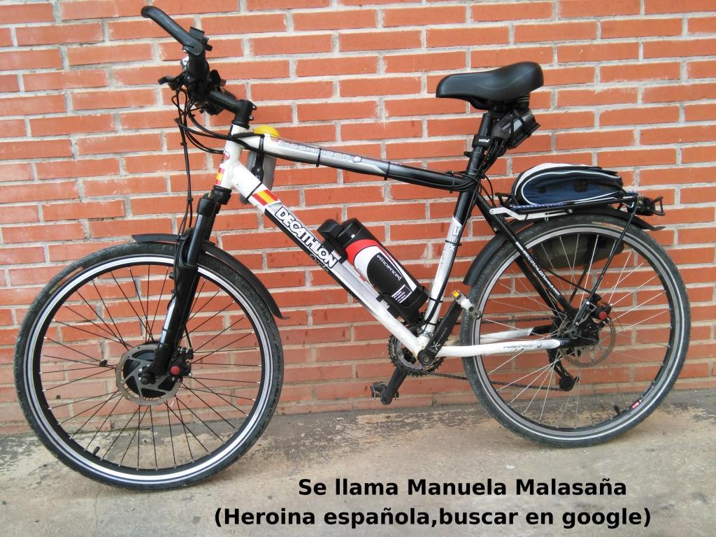 malasaña - Os presento a...MALASAÑA Montaje Mxus 8wjhxt