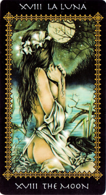 Favole Tarot (Таро легенд) 8yssi1