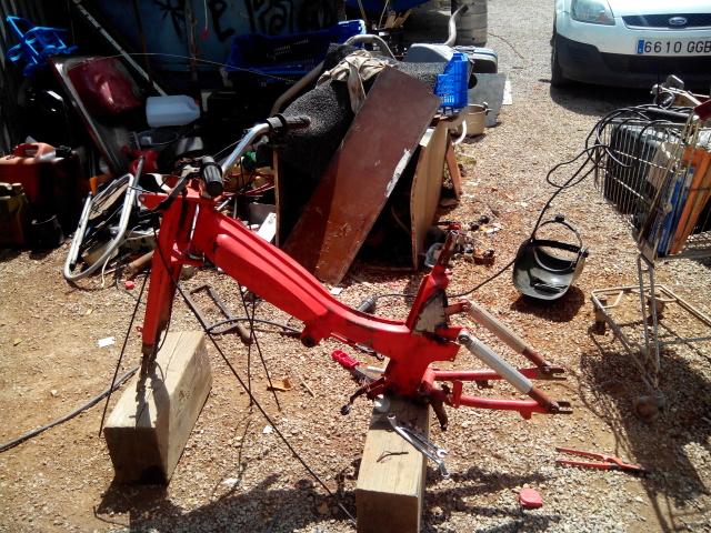 Preparacion Cady Racing 90ud07