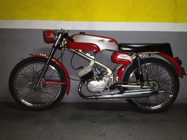 Mi Ossa 250 Sport '72 95omx2