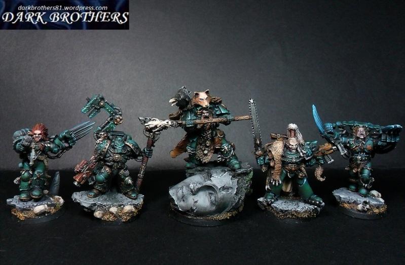 lupi siderali - esercito personale  9t0aqv