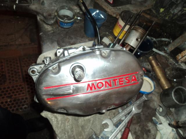 Mi primer proyecto: Montesa Ciclo A3k08w
