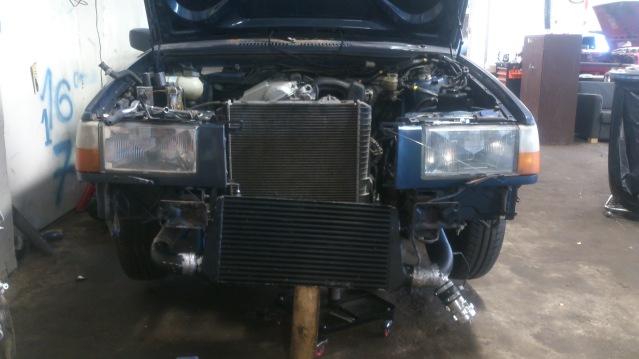 _Macce_  : Volvo 745 M50 vanos Turbo : avslut och sneakpeak på nytt projekt  A42cn4