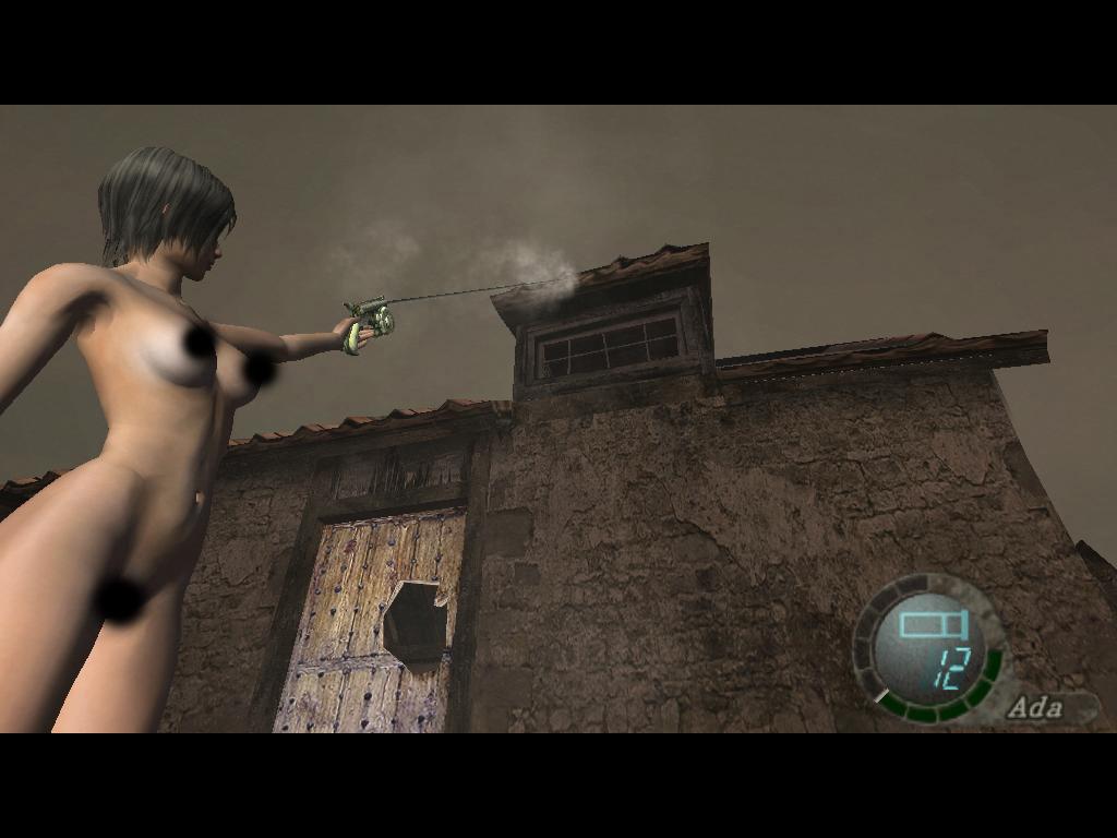 18+ Nude Ada (Side Missions) (Better Model Version) Akwda0