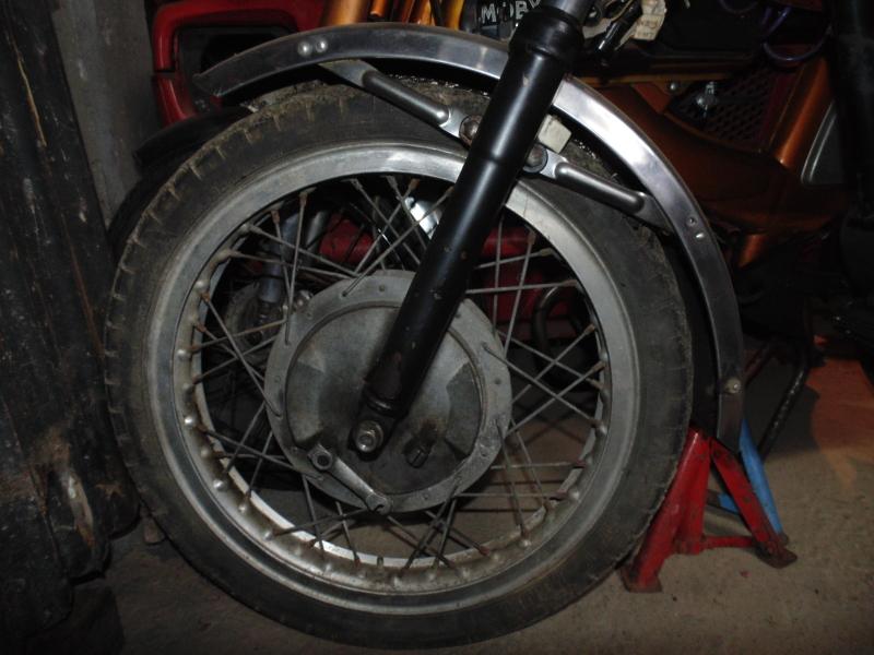Ducati Strada 250 1979 Aubo08