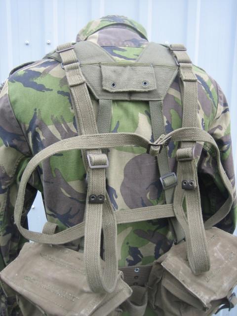 Korps Mariniers Webbing B629zd