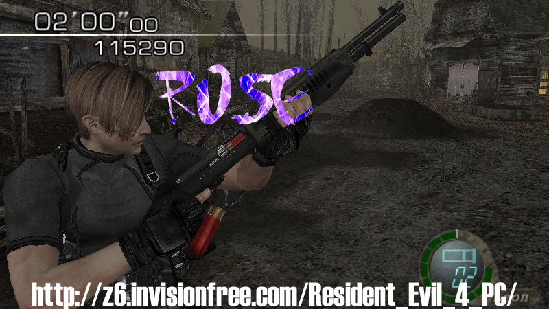 • REMODEL •Rose Shotgun Pack #1 C14b6