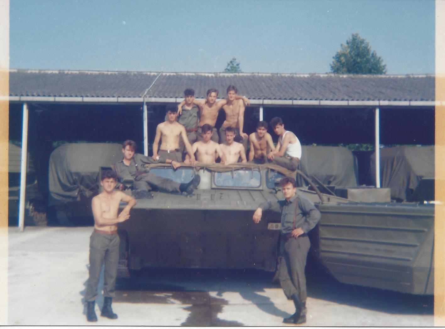 Novi Sad Dunavac VP1756 i 4219-1 1989/90 Ddn79j
