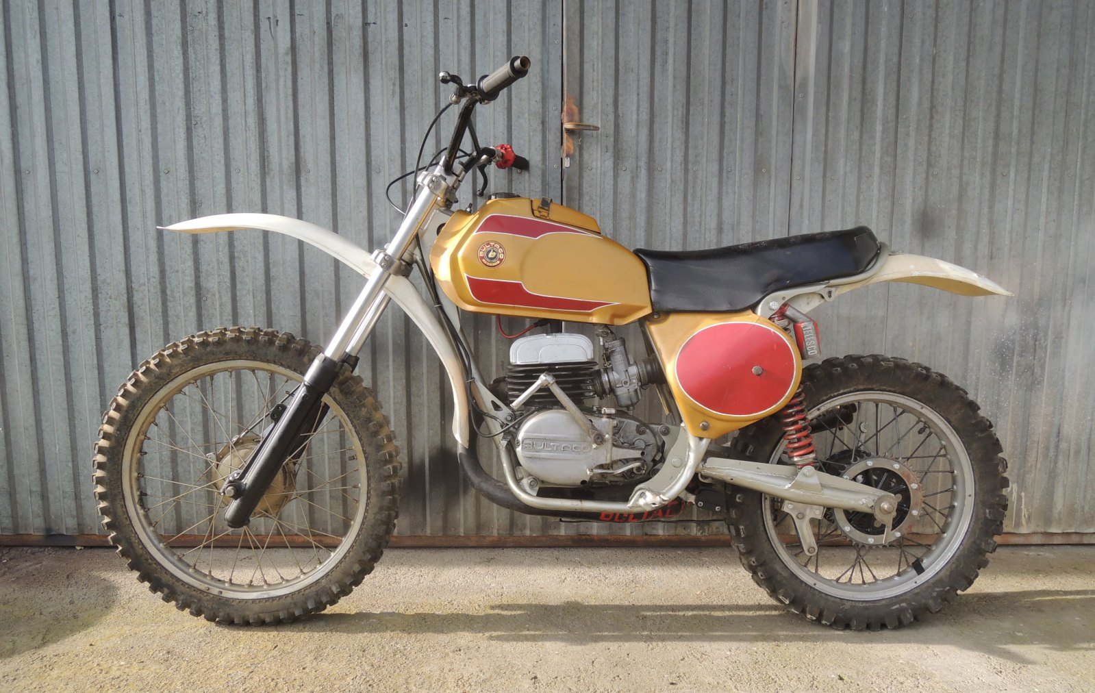 Bultaco Frontera Gold Medal 250 - By Jorok Dght76