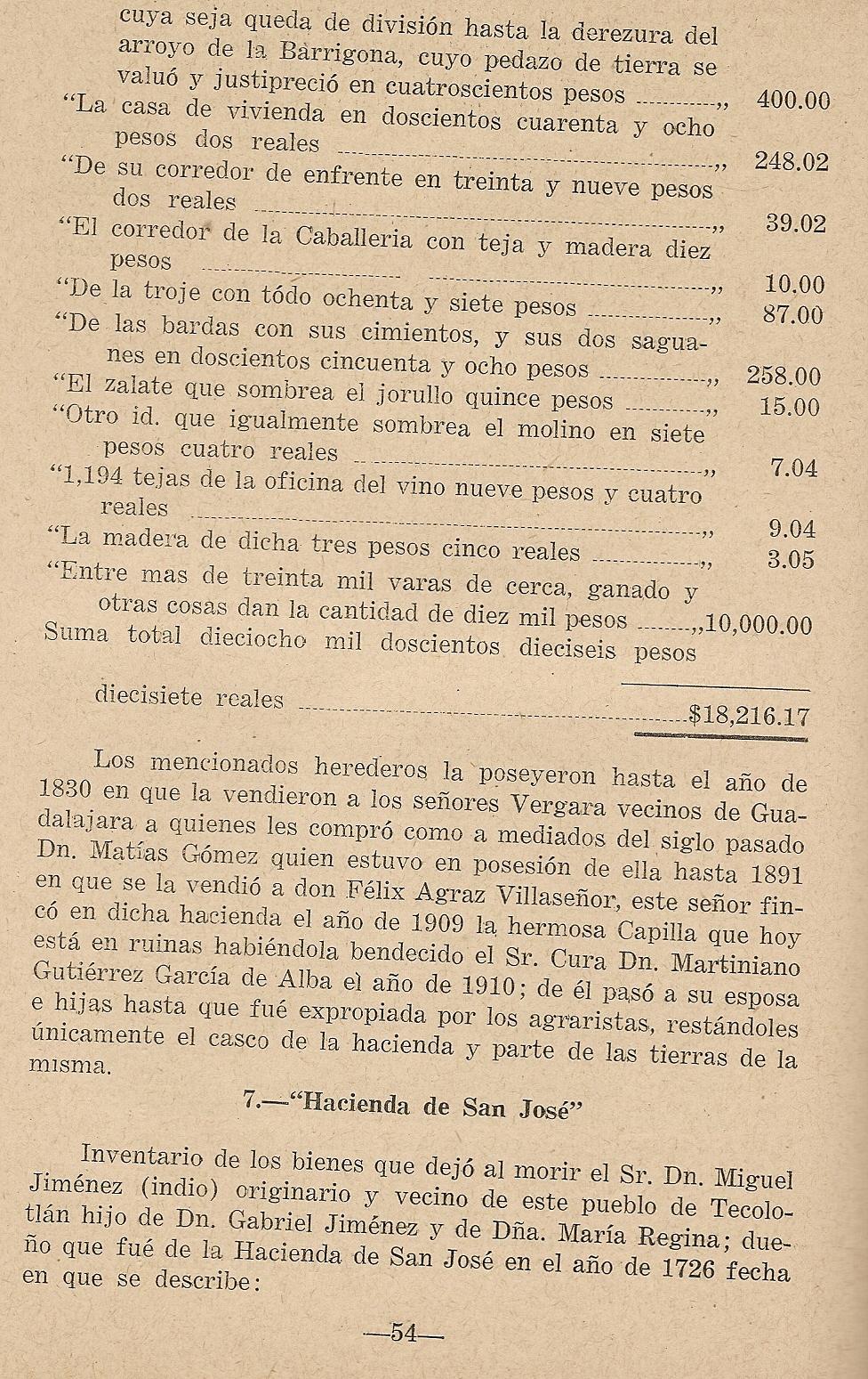 salida a tecolotlan a fincas antiguas historicas Dn1150