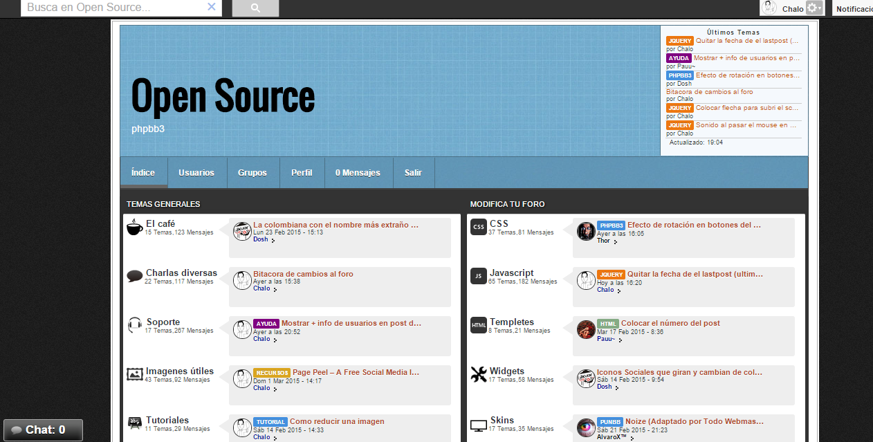 phpBB3 Open Source Eaiqlf