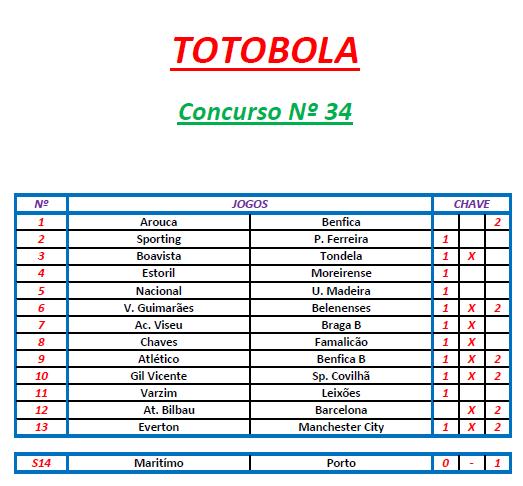 Totobola - Concurso nº 34 Fku1jm