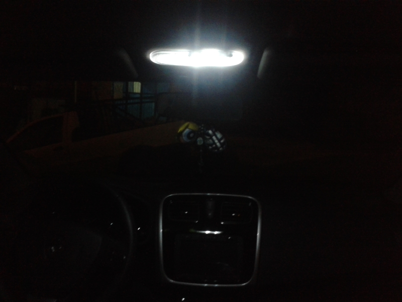 Luz interna teto (lâmpada do cockpit) Fp5w1h